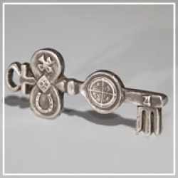 Magical Key No.1 Attract Luck, Wealth and Power!
