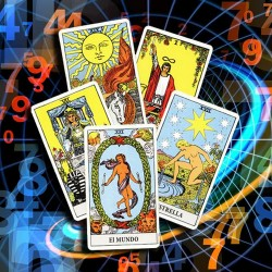Tarot / Numerology for the Year Ahead