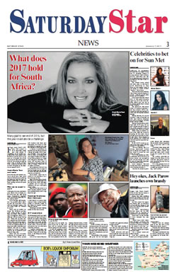 Star newspaper classifieds south africa